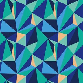 geometric mint