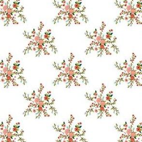 """2.5"""" Sloths Love Pink Florals / MIX & MATCH"""