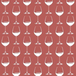 Rosé Wine Glass // Small