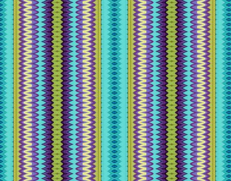 Valparaiso 203 fabric by hypersphere on Spoonflower - custom fabric