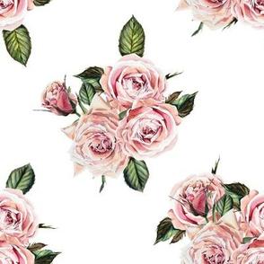 """8"""" Wild Child Roses"""