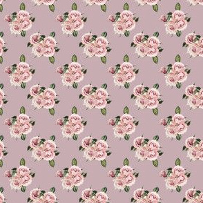 "1.5"" Wild Child Roses - Antique Rose"