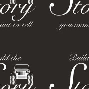 Jeep_Build the Story