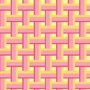 Flower4 basket weave