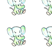 01 - Little Elephant