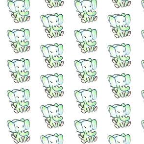 01 - Little Elephant