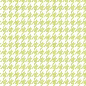 le parc houndstooth (citrus)