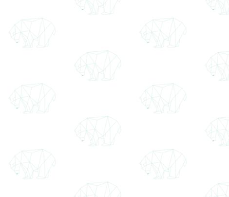 beer witte achtergrond fabric by dotzenco on Spoonflower - custom fabric