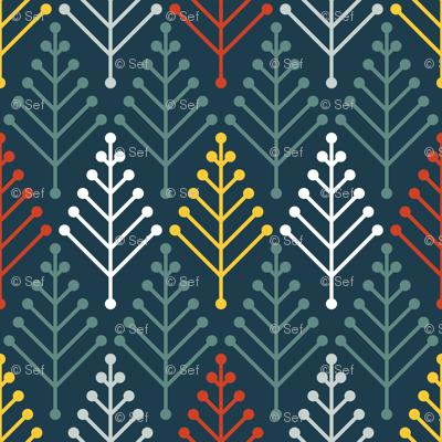 07062912 : bobble fir : alpine