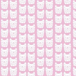 Pink rocpattern