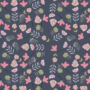 grigio fiori p
