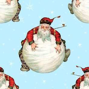 Snowball Fight Santa Rules