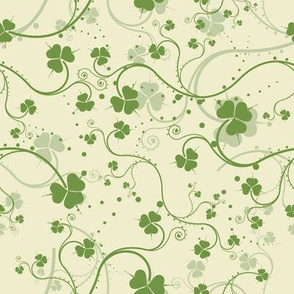 Soft Little Shamrocks