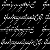 Elvish // Black