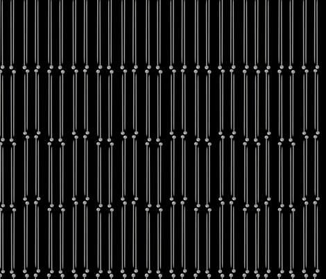 sewing pin stripe fabric by b0rwear on Spoonflower - custom fabric