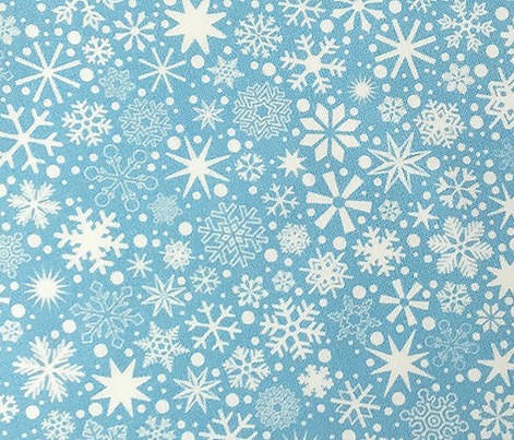 Let It Snow!* (Sailor) || snowflakes ditsy star stars winter Christmas holiday