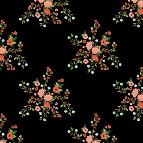 Rsloths-love-pink-florals-black_shop_preview