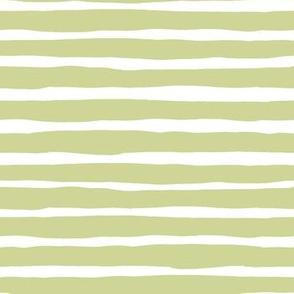 LIGHT GREEN STRIPES / SLOTHS LOVE PINK MIX & MATCH PRINT