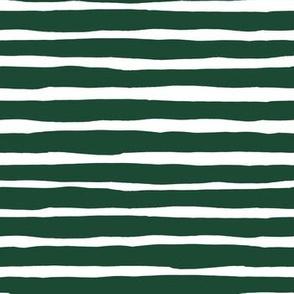 Dark Green Stripes / SLOTHS LOVE PINK MIX & MATCH PRINT