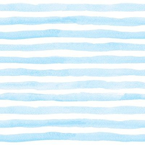 Capri Stripe aqua