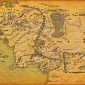 """Middle Earth (54""""W)"""