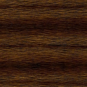 chestnut brown sable fur