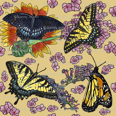 butterfly tattoos 3