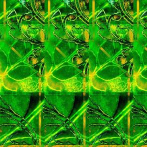 Tapestry Trim in Emerald