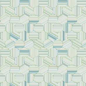 Hexa Stripe