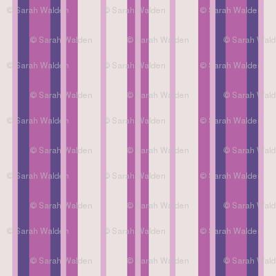 School Mixer ~ Traditional Stripe ~  Iris,  Millicent, Fairy Circle,  Evangeline