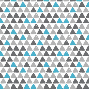 Blue-Triangles