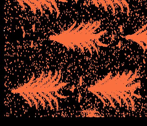 Rose Trees Pattern fabric by oleg&katya on Spoonflower - custom fabric
