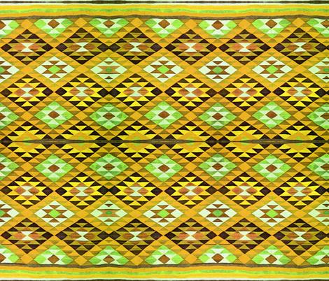 Navajo colors 6 fabric by hypersphere on Spoonflower - custom fabric