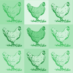 Pop Chickens - Mint