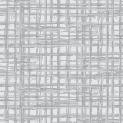 Large Scale Linen Texture  || Gray grey White Plaid Grunge Home Decor _ Miss Chiff Designs