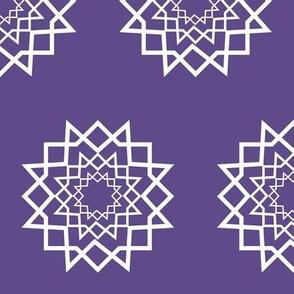 ultra violet lightning circles