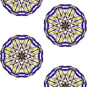 Circling Star Wheels