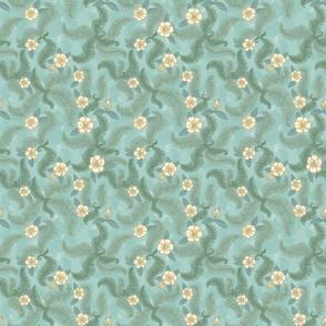 Plain Archaeanthus Floral