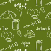 Joshua Tree Pattern