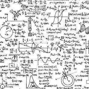 Physics Equations // Large