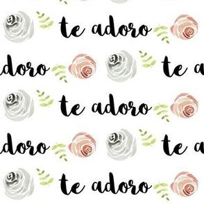 Te Adoro #3