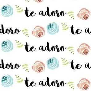 Te Adoro #2