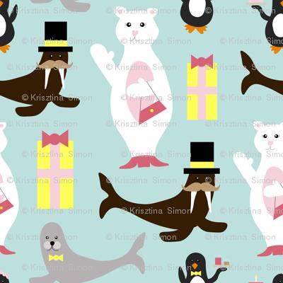 Celebrating Arctic Animals