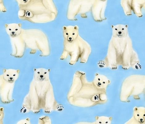 Rrpolar-bears-seamless_contest165632preview