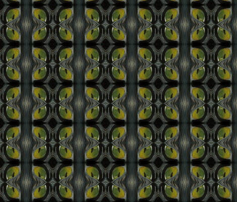 A Cat's Eye fabric by veronica_ross-mickan on Spoonflower - custom fabric