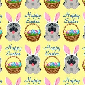 Easter Elkhounds