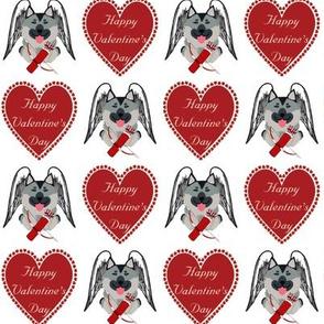 Valentine Elkhound