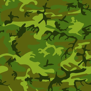 US Woodland Camo // Light