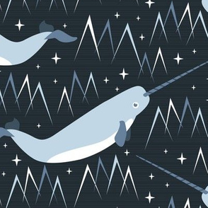 Icy Narwhals