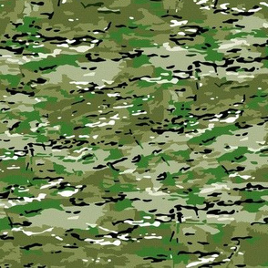 MultiCam Digital Camo // Green
